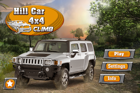 Hill Car 4X4 Climb - náhled