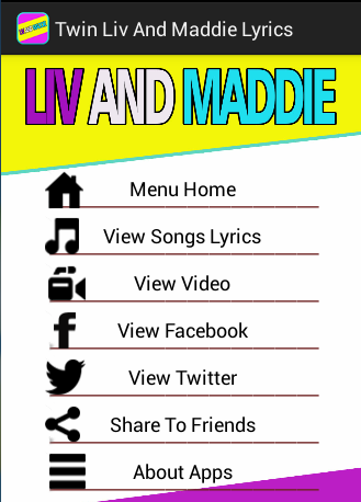 Twin Liv And Maddie Song