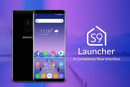 S9 Launcher - 2019 1 0 (AdFree) + (AdFree) APK for Android