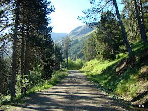Photo: Camino de Apriu.