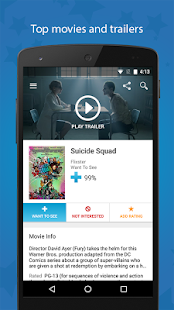 Movies by Flixster- screenshot thumbnail