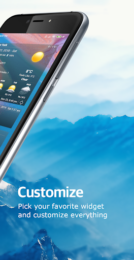 Weather Advanced for Android 1.0.4.6 Screenshots 2