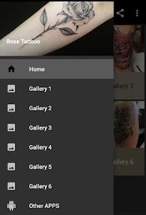 Rose Tattoos - náhled