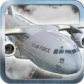 Transport plane simulator 3D!