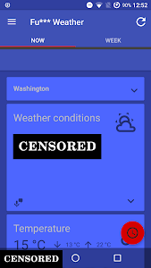Fu*** Weather (Funny Weather) 11.0.18 (20200616 22:22)-release