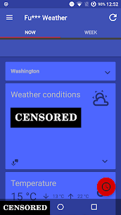 Fu*** Weather (Funny Weather) – Mod + Data Download 1