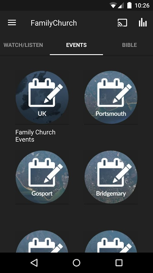 Family.Church- screenshot