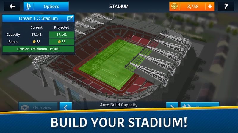 Dream League Soccer 2018 Screenshot 4