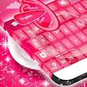 Pink Skin für Tastatur icon