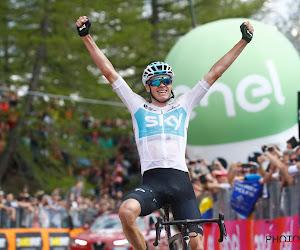 Dit gebeurde er op 25 mei: Froome stunt in Giro, Gilbert mist dubbelslag in België, Van der Sande klopt Sagan