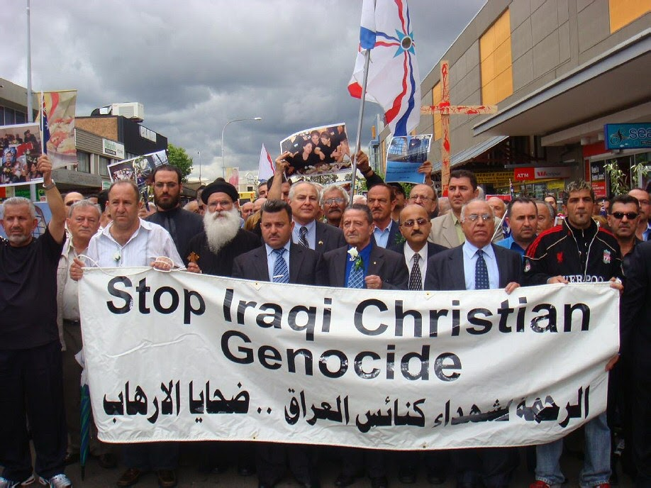 How Christians respond to Muslim persecution