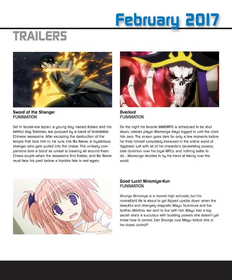Otaku USA- screenshot