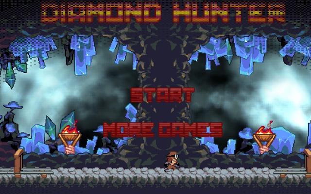Diamond Hunter Game