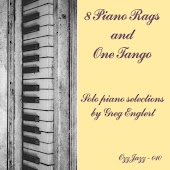 8 Piano Rags and One Tango