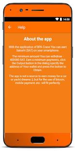 BPA Crane - get Bitcoin/Satoshi for free - náhled