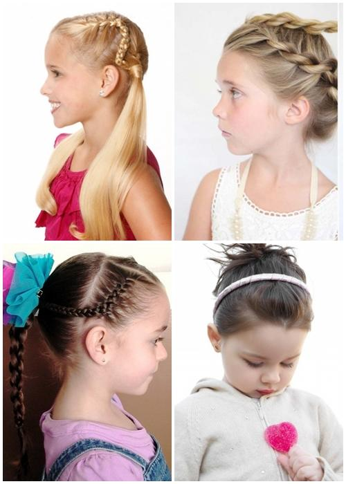 Brilliant Easy Little Girl Hairstyles Android Apps On Google Play Short Hairstyles For Black Women Fulllsitofus
