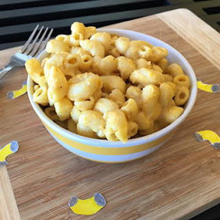 Easy Mac & 'Cheese'