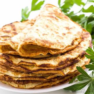 Low Carb Paleo Tortillas Recipe - 3 Ingredient Coconut Flour Wraps.