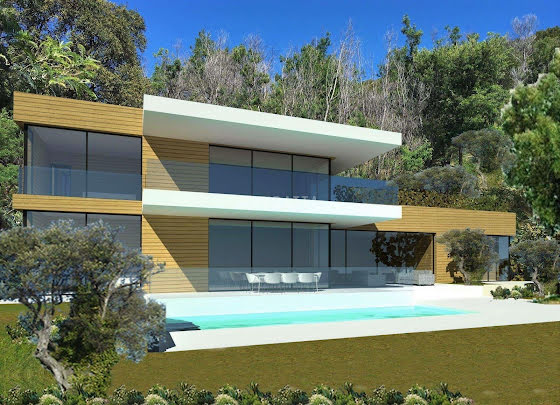 Vente terrain à bâtir 4570 m2
