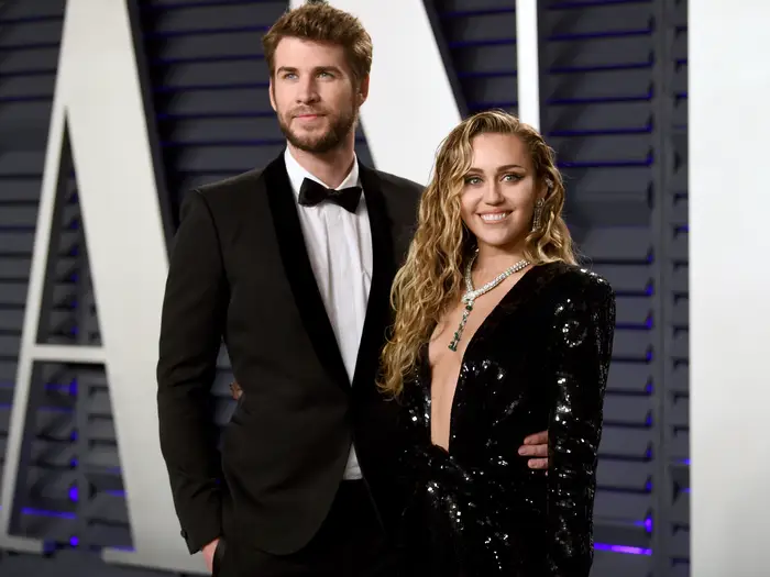 Miley Cyrus and Her Marriage to Liam Hemsworth - Learn All About It