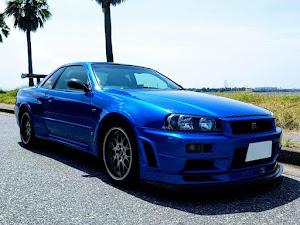 スカイラインGT-R R34 Vスペック2のカスタム事例画像 まーくん/GT-R🤭 ただの車好きですさんの2020年08月20日08:48の投稿