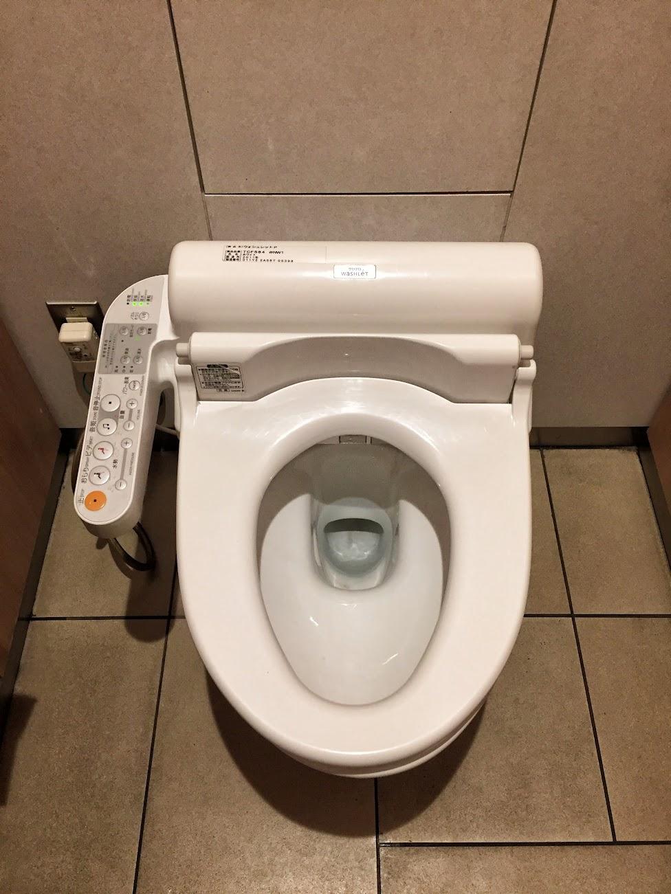 japońska toaleta, zalety Japonii