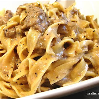 Beef Stroganoff With Golden Mushroom Soup Recipes.