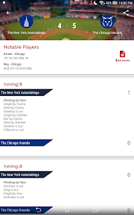 Astonishing Baseball Manager 2018 10