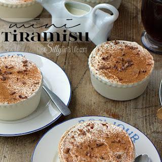 Mini Tiramisu Recipe