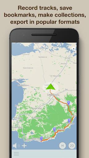 Speed Cameras & HUD, Radar Detector - ContraCam 1.3.2.1-Google screenshots 3