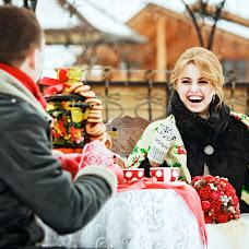 Wedding photographer Dasha Salina (Escorzo). Photo of 24.12.2013