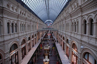 Photo: GUM - Moscow, Russia
