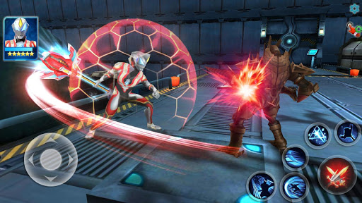 Ultraman: Legend of Heroes  screenshots 1