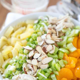 Tropical Chicken Pasta Salad.
