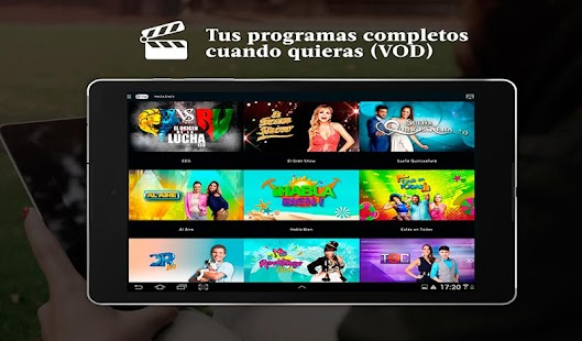 América tvGO- screenshot thumbnail