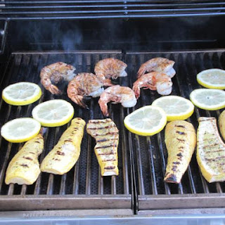 Grilled Jumbo Shrimp Recipe