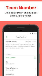 App Sideline – Second Phone Number APK for Windows Phone