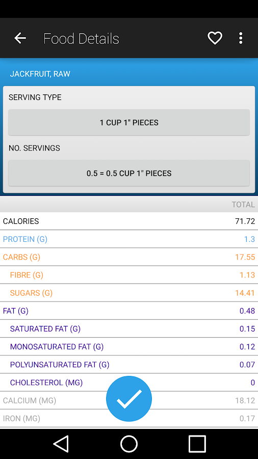 Cals & Macros FREE- screenshot