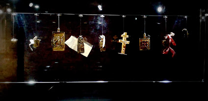Objects of the treasure of the SMS museum