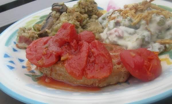 Cajun-style Pork Chops Recipe