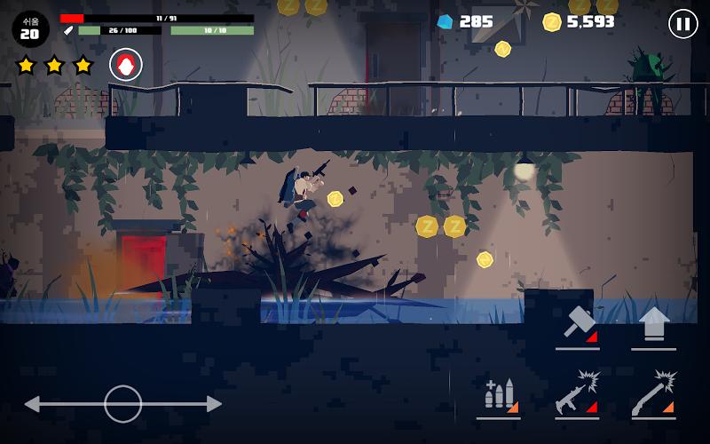 Dead Rain : New zombie virus Screenshot 8