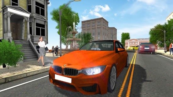Extreme Car Simulator : Super Luxury Driving 3D - náhled