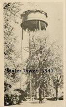 Photo: Water Tower in the Chatsworth City Park-This is not a 1941 photo, sorry.