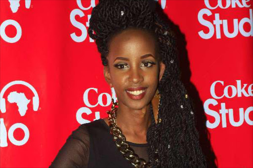 Rapper Wangechi wins court case against mobile company
