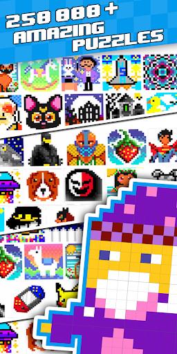 Falcross - Nonogram & Picture Cross Puzzles 6.5.2 screenshots 2