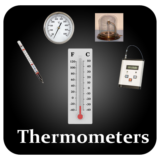 Thermometers 醫療 App LOGO-APP試玩