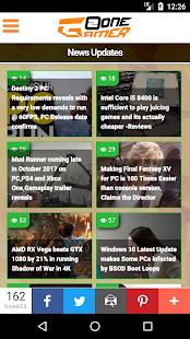 Gamers Community Forum - náhled