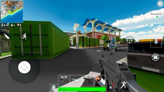 Pixel Danger Zone: FPS Shooter 6