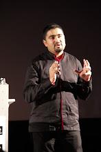 """Photo: TedxAlsace - Salah Benzakour - Organisteur du TedxAlsace et de """"Terre des Nouveaux Possibles"""""""