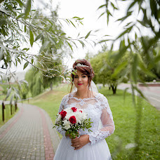 Wedding photographer Anna Evstrat (evstrataa). Photo of 09.09.2018